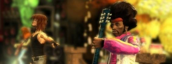 Immagine del gioco Guitar Hero III: Legends Of Rock per PlayStation 2