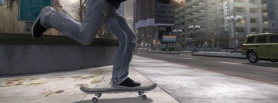 Tony Hawk's Proving Ground per PlayStation 2