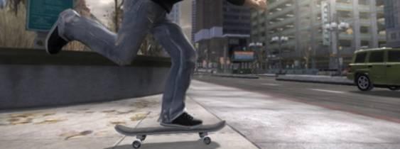 Tony Hawk's Proving Ground per PlayStation 2