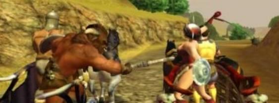 Circus Maximus: Chariot  Wars per PlayStation 2