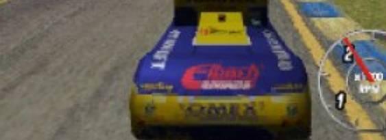 DTM Race Driver 3 - Create & Race per Nintendo DS