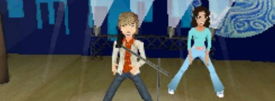 High School Musical: Makin' the Cut per Nintendo DS