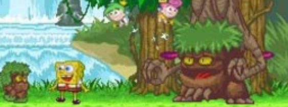 SpongeBob e i suoi Amici: Battaglia sull'Isola del Vulcano per Nintendo DS