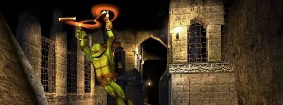 TMNT: Tartarughe Ninja per Nintendo DS