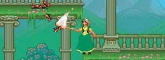 Barbie in Le 12 Principesse Danzanti per Nintendo DS