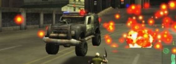 Twisted metal: black per PlayStation 2
