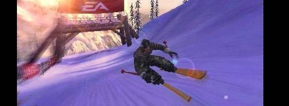 SSX on tour per PlayStation PSP