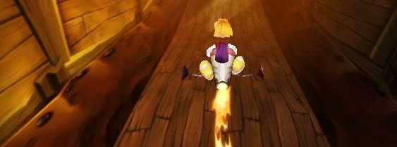 Immagine del gioco Rayman DS per Nintendo DS