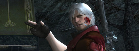 Immagine del gioco Devil May Cry 4 per Xbox 360