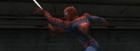 Spiderman per PlayStation 2
