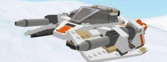 Immagine del gioco LEGO Star Wars II: La Trilogia Classica per Nintendo DS