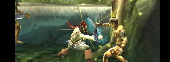 Pirates of the Caribbean: Dead Man's Chest per Nintendo DS