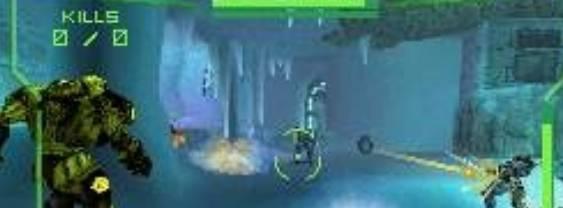 Immagine del gioco Metroid Prime Hunters per Nintendo DS