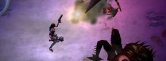 Dark Angel: Vampire Apocalypse per PlayStation 2