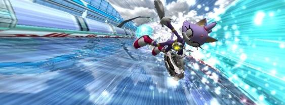 Sonic Riders: Zero Gravity per PlayStation 2