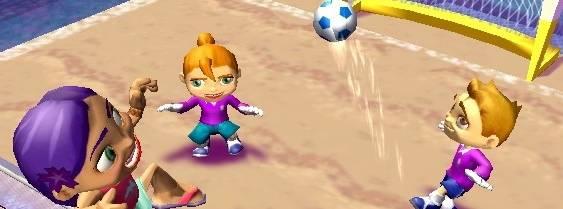 EA Playground per Nintendo Wii