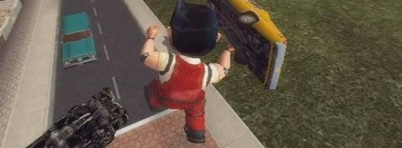 A Caccia di Umani! Big Willy Alla Riscossa per Nintendo Wii