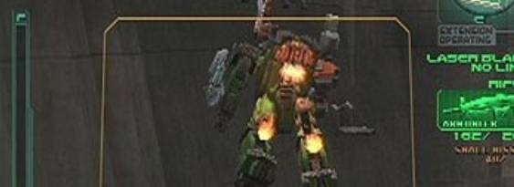 Armored Core 3 per PlayStation 2
