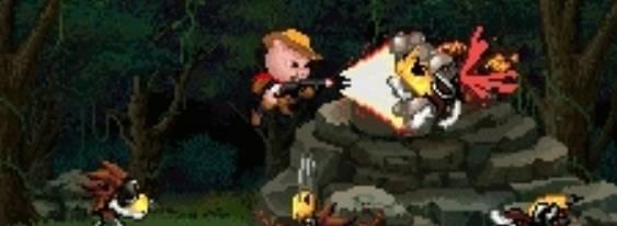 Barnyard Blast - il porcello delle tenebre per Nintendo DS