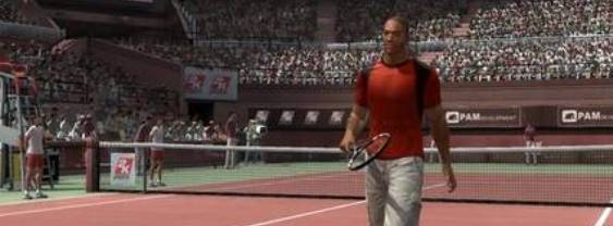 Top Spin 3 per Nintendo Wii
