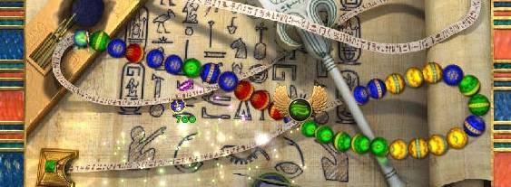 Luxor: Pharaoh's Challenge per Nintendo DS