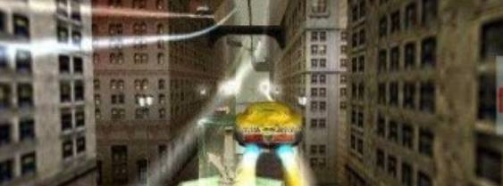 New York Race per PlayStation 2