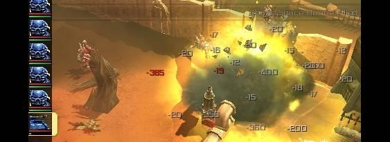 Warhammer 40.000: Squad Command per Nintendo DS