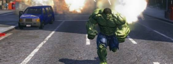 L'Incredibile Hulk per PlayStation 2