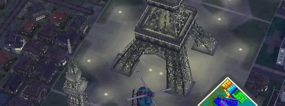 Sim City Creator per Nintendo DS
