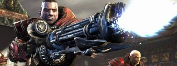 Unreal Tournament 3 per Xbox 360