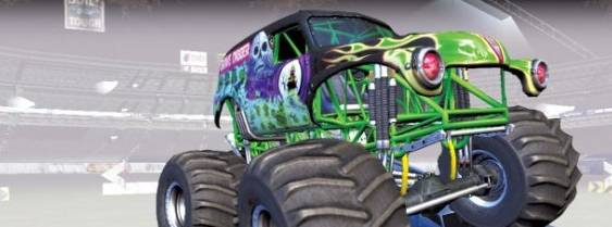 Monster Jam per PlayStation 2