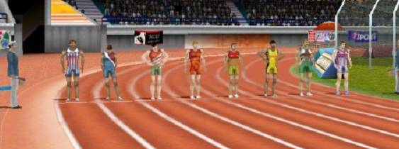 International Athletics per PlayStation PSP