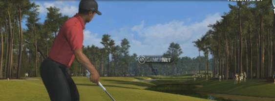 Tiger Woods PGA Tour 09 per Xbox 360