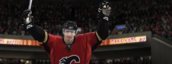 Immagine del gioco NHL 09 per PlayStation 3
