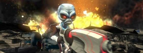 Destroy All Humans! path of the furon per Xbox 360