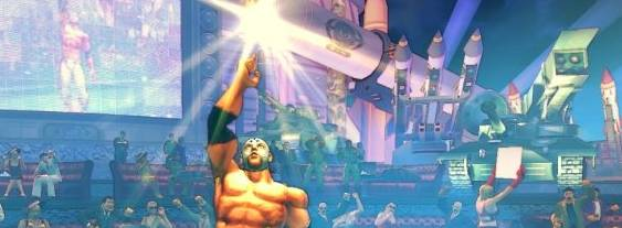 Street Fighter IV per Xbox 360