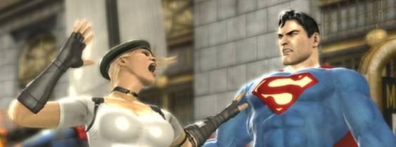 Mortal Kombat Vs DC Universe per Xbox 360
