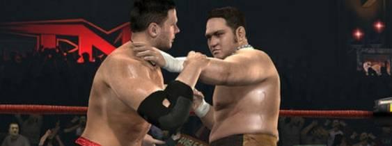 TNA iMPACT! per Nintendo Wii