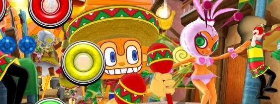 Samba de Amigo per Nintendo Wii