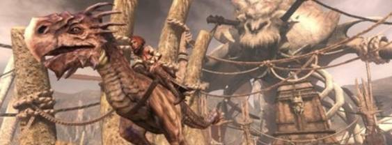 Golden Axe: Beast Rider per PlayStation 3