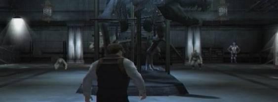 La Mummia: La Tomba dell'Imperatore per Nintendo DS