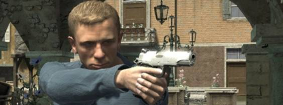 James Bond: Quantum of Solace per PlayStation 2