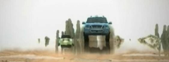 Off Road per PlayStation PSP