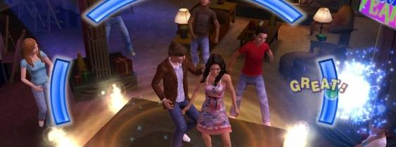 High School Musical 3: Senior Year Dance! per Nintendo Wii