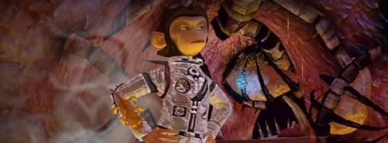Space Chimps: Scimmie nello Spazio per Nintendo Wii