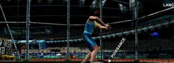 Summer Athletics per PlayStation 2