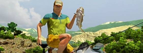 Rapala Fishing Frenzy per Xbox 360