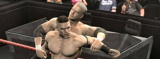 WWE Smackdown vs. RAW 2009 per Nintendo Wii