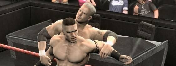 WWE Smackdown vs. RAW 2009 per Nintendo Wii
