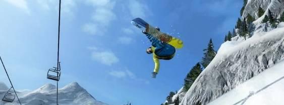 Shaun White Snowboarding per PlayStation PSP